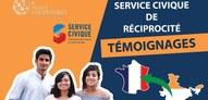 Volontariat de réciprocité : quand le Service civique s'affranchit des frontières