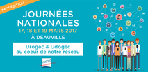 Journées nationales 2017 : save the date !
