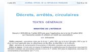 Fonctionnement associatif : publication de nouveaux textes